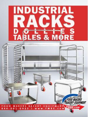 Food Makers Rack Catalog 2015